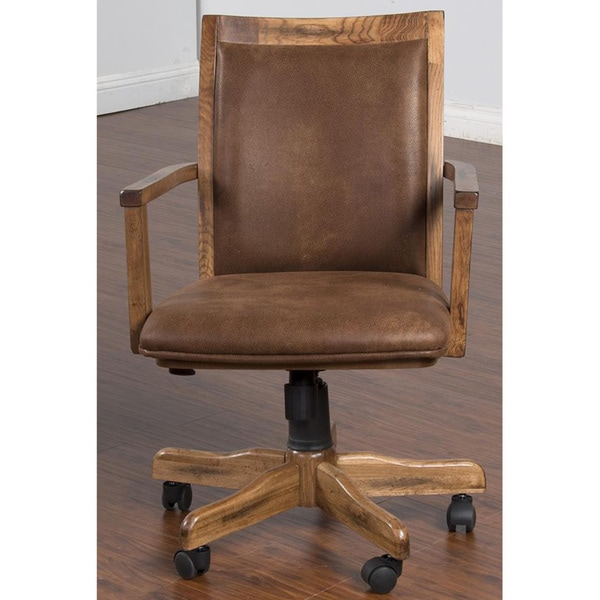 sunny designs sedona office chair - free shipping today