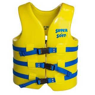 Super Soft Adult Small Safety Vest (Option: Yellow)