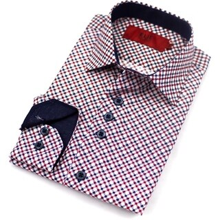 Elie Balleh Brand Boy's Style Slim Fit Shirt