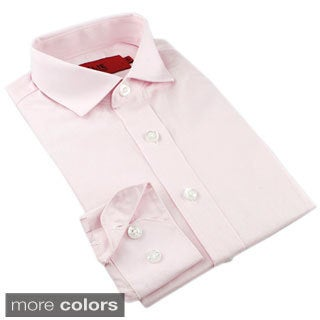 Elie Balleh Boys' 2015-style Cotton Slim-fit Shirt