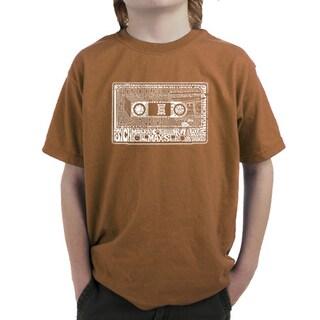 LA Pop Art Boy's The 80's T-shirt (4 options available)