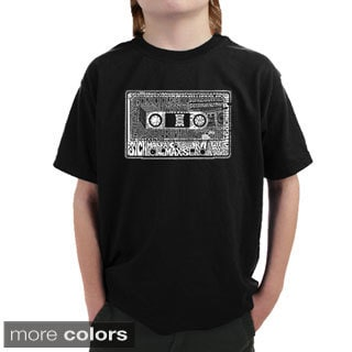 LA Pop Art Boy's The 80's T-shirt