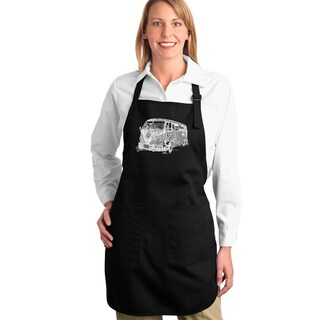 The 70's Kitchen Apron (4 options available)