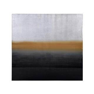 Sunpan 'Ikon' 'Peanut Storm' Contemporary Canvas Art Print