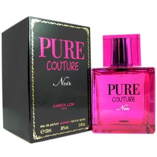 Karen Low Pure Couture Noir Women's 3.4-ounce Eau de Parfum Spray