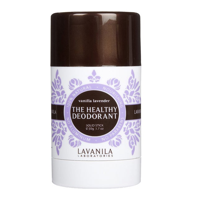 Lavanila The Healthy Deodorant Vanilla Lavender (Purple) ...