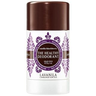 Lavanila The Healthy Deodorant Vanilla Blackberry Solid Stick