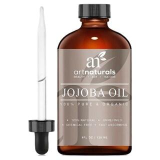 Art Naturals 100-percent Pure & Natural Unrefined Certified Organic Cold Pressed Jojoba Oil