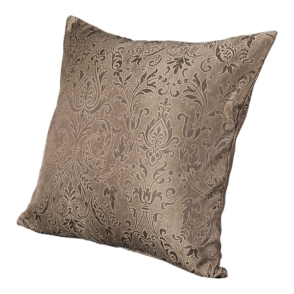Chateau Chambord 16-inch Throw Pillow