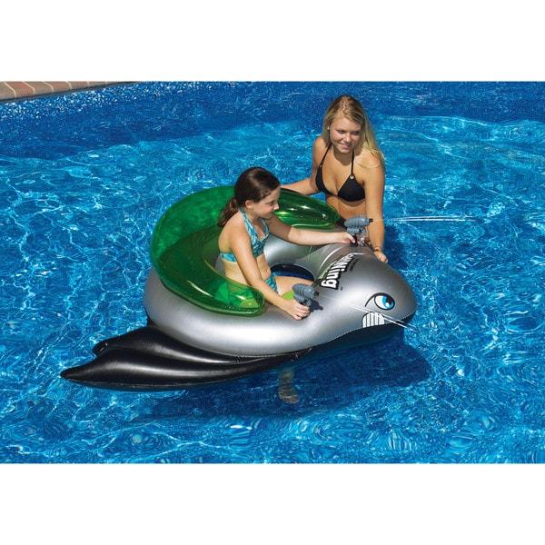 Swimline Batwing Fighter Pool Float