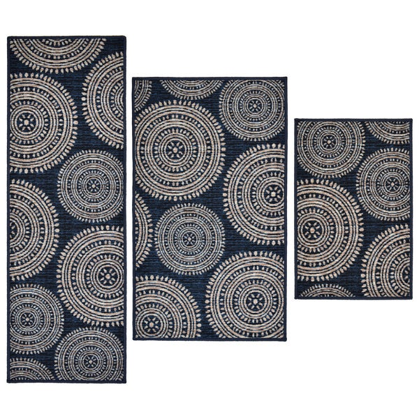 Aztec 3 Piece Rug Set Free Shipping On Orders Over 45