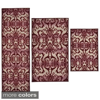 Madrid 3-Piece Rug Set