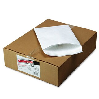 SURVIVOR DuPont Tyvek White Air Bubble Mailer