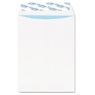 Columbian White Grip-Seal Security Tinted Catalog Envelopes