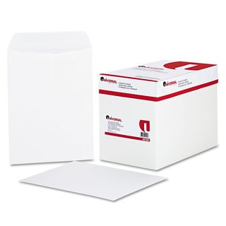 Universal White Catalog Envelope