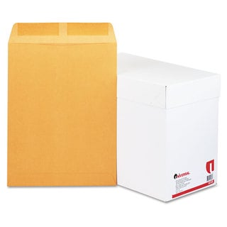 Universal Light Brown Catalog Envelope