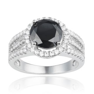 Journee Collection Sterling Silver Cubic Zirconia Fashion Ring
