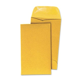 Universal Light Brown Kraft Coin Envelope