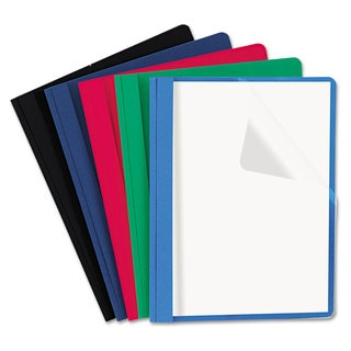 Universal Clear Front Report Cover (Box of 25)
