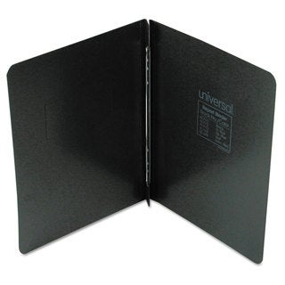 Universal Pressboard Black Report Cover (Pack of 8)