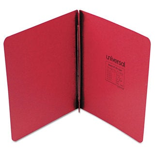 Universal Pressboard Executive Red Report Cover (Pack of 8)