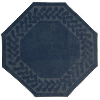 Herringbone Rug Collection Octagon (4' x 4') (5 options available)