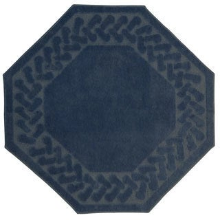 Herringbone Rug Collection Octagon (4' x 4')