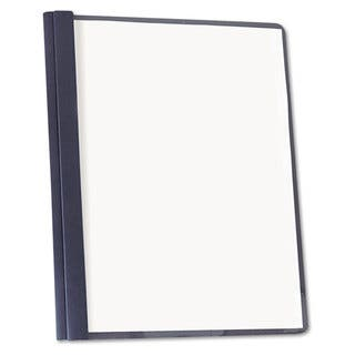 Universal Dark Blue Clear Front Report Cover (Box of 25)|https://ak1.ostkcdn.com/images/products/10085451/P17228368.jpg?impolicy=medium