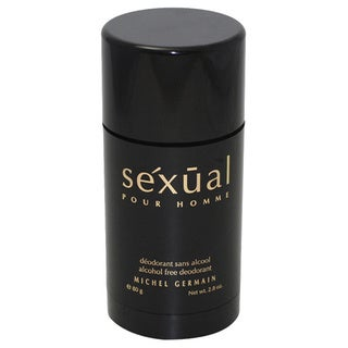 Michel Germain Sexual Men's Alcohol Free Deodorant Stick