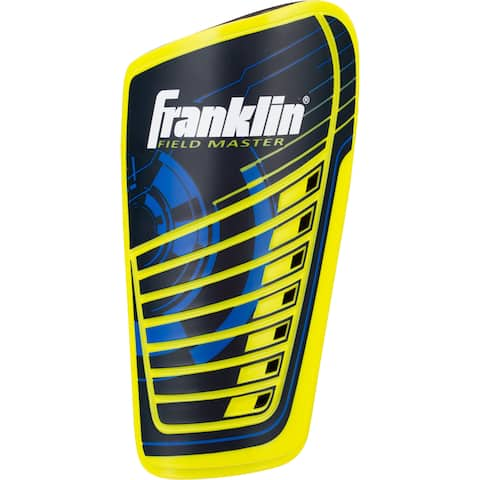 Franklin Sports Field Master Small Shin Guards and Sleeve