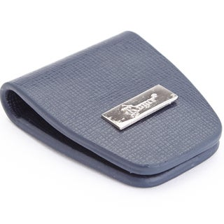Royce Leather Slim Money Holder Wallet in Saffiano Leather