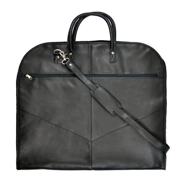 Shop Royce Leather Garment Cover Free Shipping Today Overstock Com 10085670