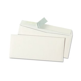 Universal One Peel Seal Strip White Business Envelopes (Pack of 3)