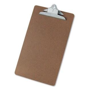 Universal Brown Hardboard Clipboard (Pack of 8)