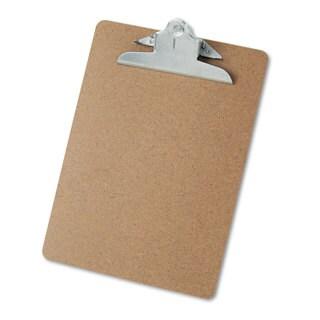 Universal Brown Hardboard Clipboard (Pack of 9)