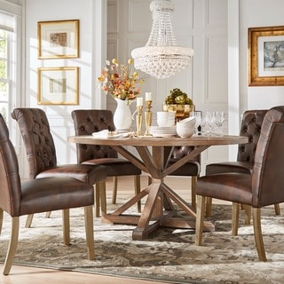 Buy Rustic Kitchen & Dining Room Sets Online at Overstock ...