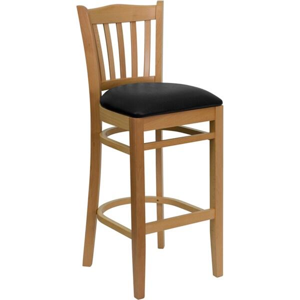 shop light wood restaurant bar stool on sale free shipping today 10085959. Black Bedroom Furniture Sets. Home Design Ideas
