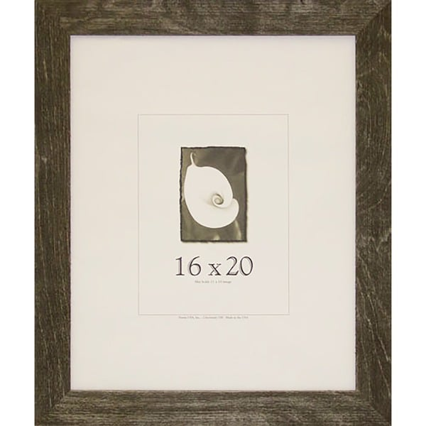Farmhouse Barnwood Picture Frame (16-inch x 20-inch)