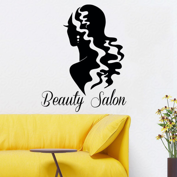 Beauty Spa Vinyl Wall Art - Free Shipping On Orders Over $45 ...