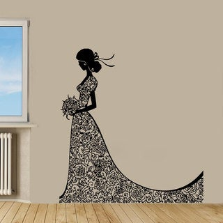 Wedding Groom Amp Bride Vinyl Wall Decal