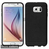 Insten Rugged Slim Soft Silicone Skin Rubber Phone Case Cover For Samsung Galaxy S6
