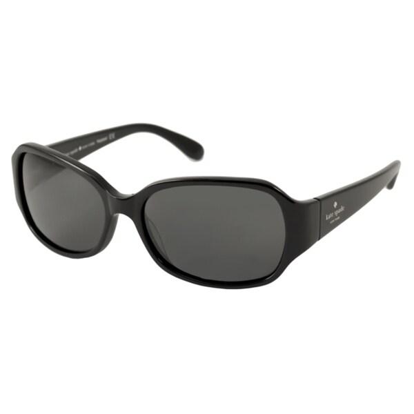 879f0e997a Shop Kate Spade Women s Briar P Polarized  Rectangular Sunglasses ...