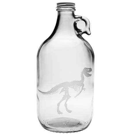 64-ounce T-Rex Growler