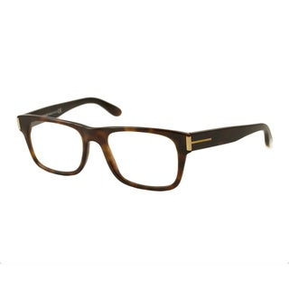 Tom Ford Men's TF5274 Rectangular Reading Glasses