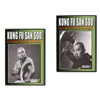 Gerald Okamura Chinese Kung-Fu San Soo 2-DVD Set