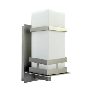 HomeSelects 6718 Kyoto 1-Light Outdoor Wall Mount  sc 1 st  Overstock.com : outdoor light wall - www.canuckmediamonitor.org