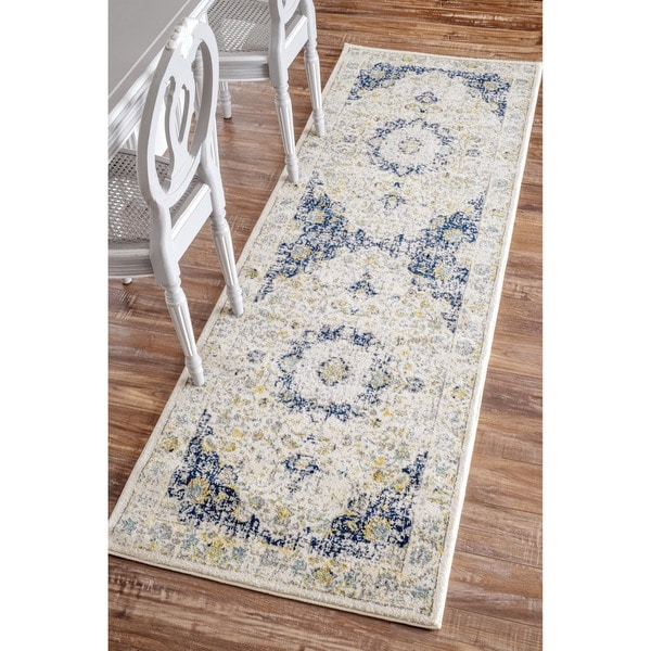 NuLOOM Traditional Persian Fancy Runner Rug (2'8 X 8