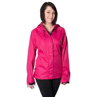 Mossi Pink Sprint Windbreaker Jacket