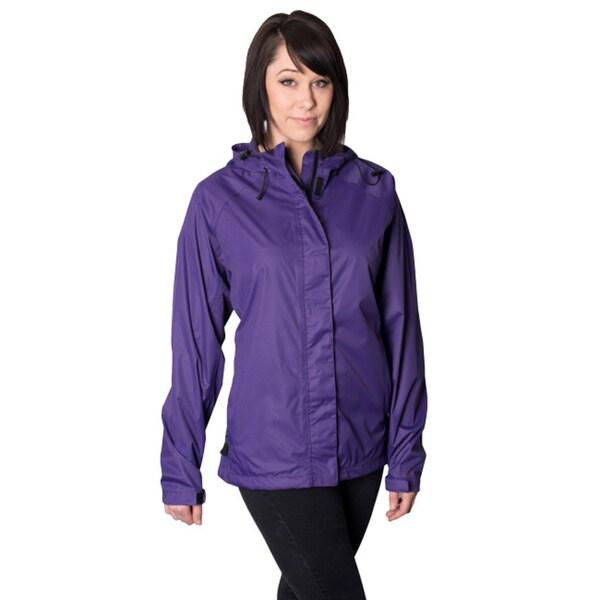 Mossi Women's Grape Sprint Windbreaker Jacket