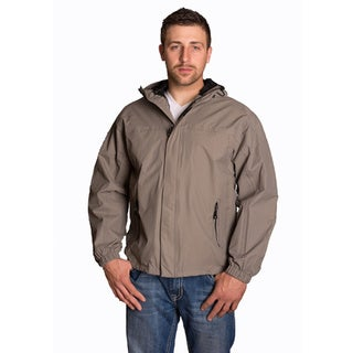 Mossi Men's Slate Grey Legacy Rain Jacket (Option: Xl)